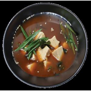 Мисо суп с тофу